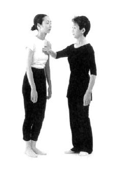 12. ábra - KI teszt púpos testtartásban